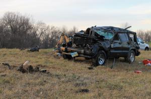 Walnut Creek Pike crash