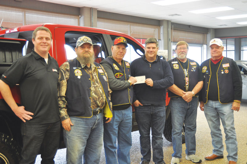 Local Business Donates Percentage Of Sales To Support Rogers County Dav News