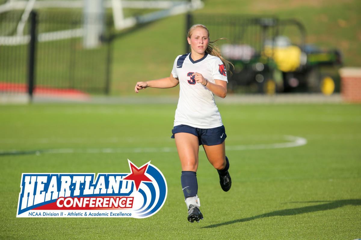 Jones Named All Heartland Sports Claremoreprogress Com