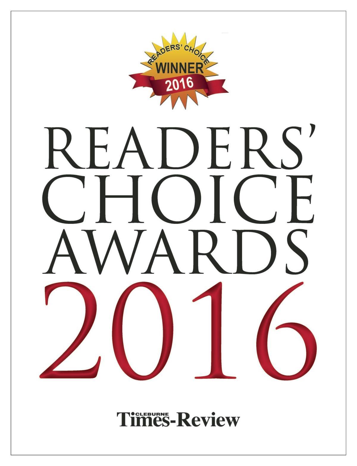 2016 readers u0026 39  choice awards