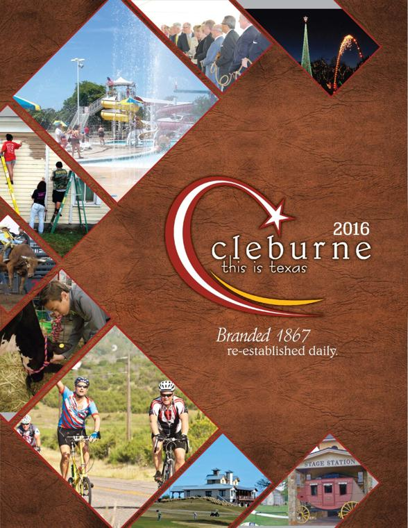 The Cleburne This is Texas 2016 magazine is available for online viewing. Click to view.