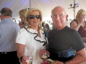 Marilyn and David Elk