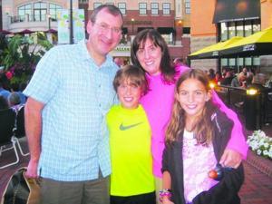 The Axner family