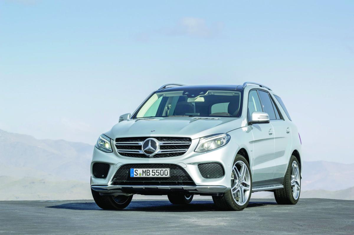 2016 mercedes benz gle suv auto show for Mercedes benz cleveland