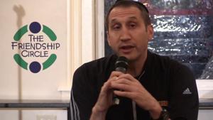 David Blatt at The Friendship Circle