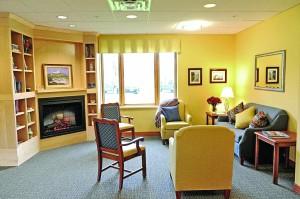 Willensky Residence Living Room