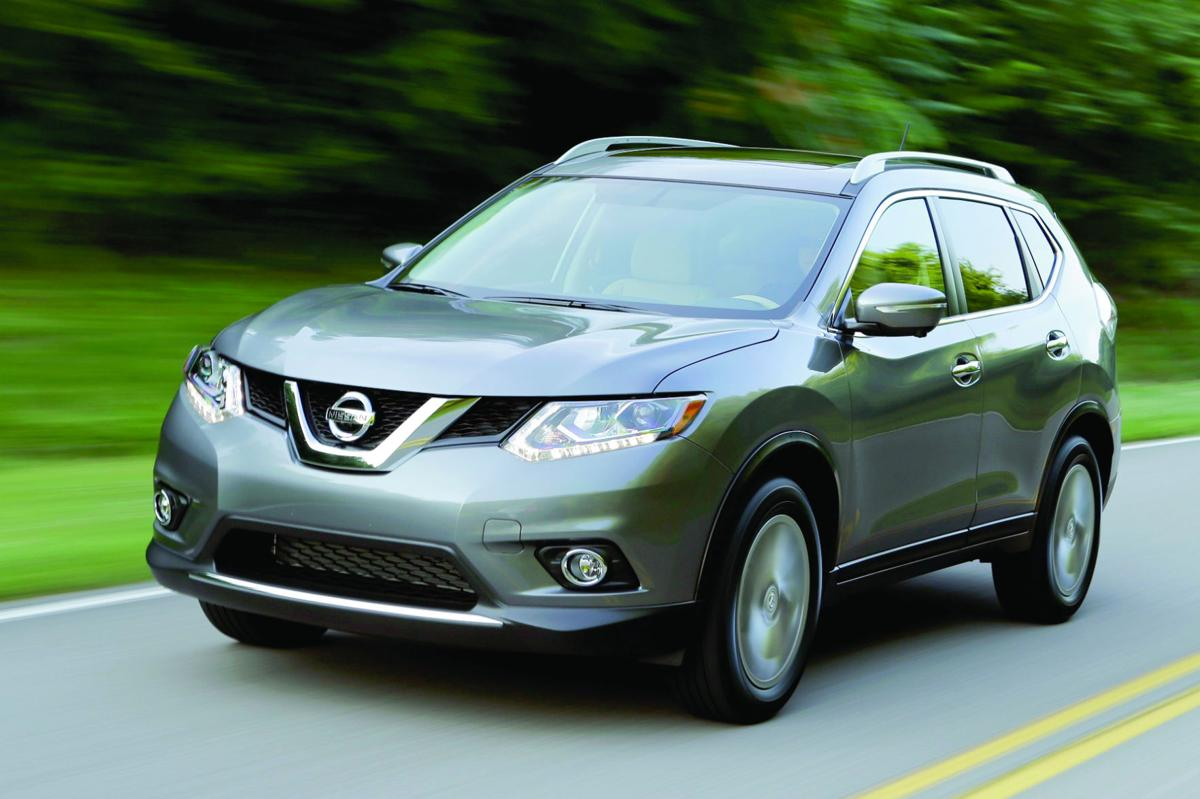 2015 nissan rogue auto. Black Bedroom Furniture Sets. Home Design Ideas
