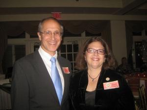 Dr. Stanton Gerson, Dr. Paula Silverman