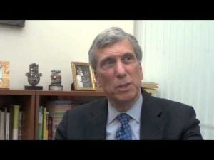 Cleveland Jewish News sits down with JTS Chancellor Arnold M. Eisen