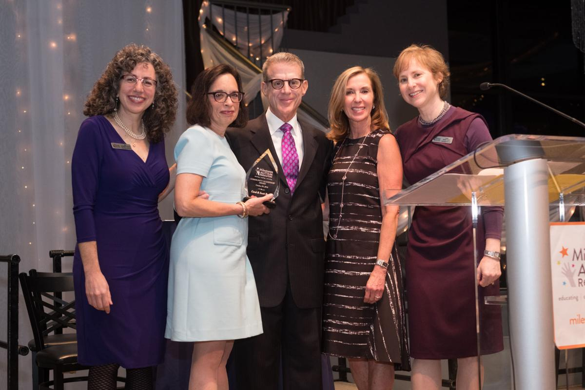 Milestones honors three couples in the community for Lisa yanowitz