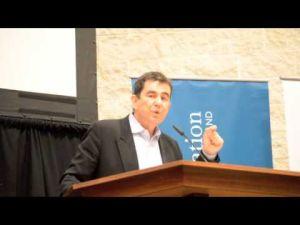 Israeli columnist Ari Shavit
