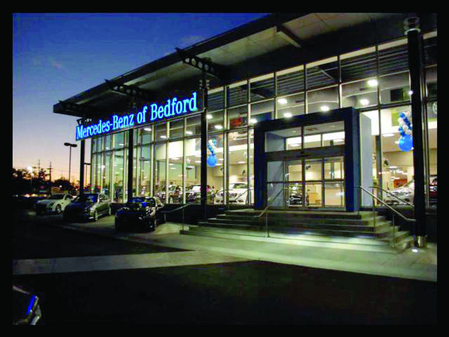 Why buy at mercedes benz of bedford auto show for Mercedes benz cleveland area