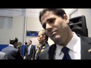 Ron Dermer speaks with the Cleveland Jewish News