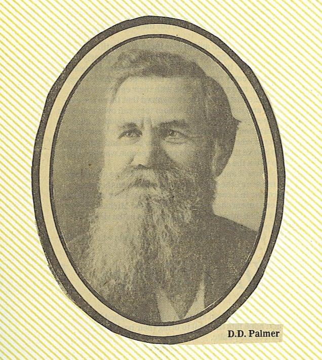 D. D. Palmer