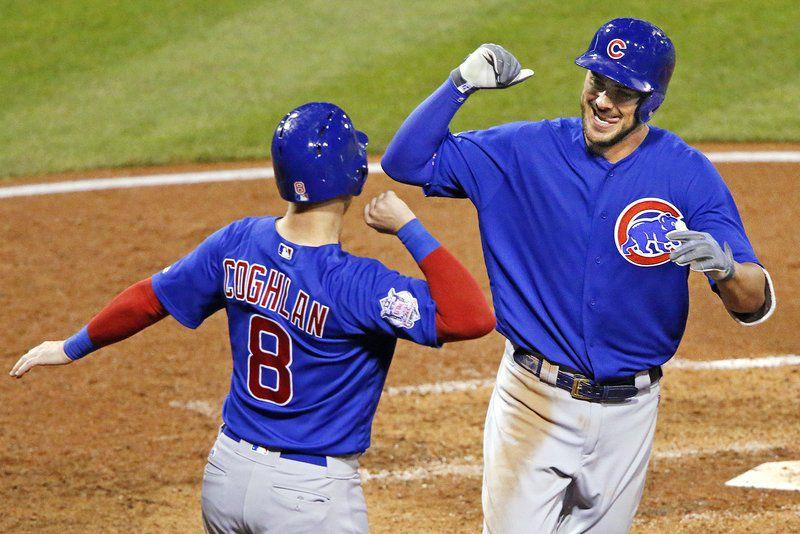 Cubs reach century mark for wins | National Sports | clintonherald.com