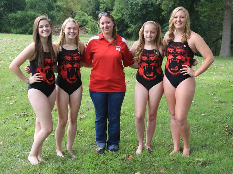 Bikini national teacher team
