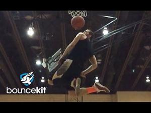 "BEST Dunk Of All Time? 6'1 Jordan Kilganon Hits ""Lost And Found"""