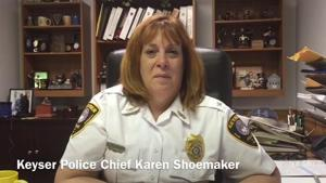 On The Radar: VIDEO: Keyser police department discusses radar - May, 2015