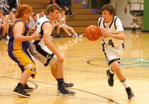 frosh basketball