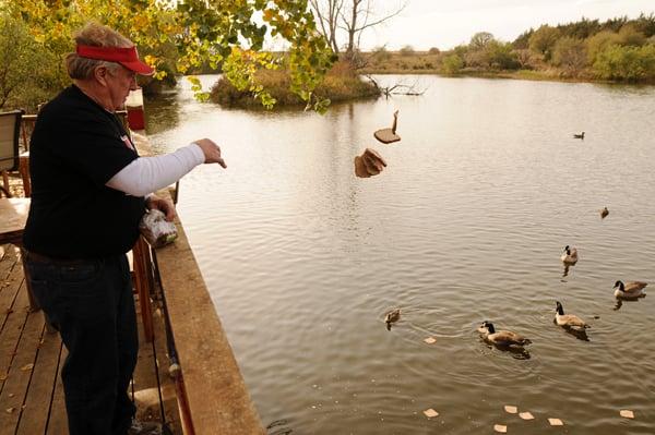 Kapels hobby near creston has grown into business for Fishing ponds columbus ohio