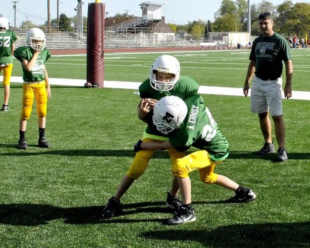 Northwest midget football league