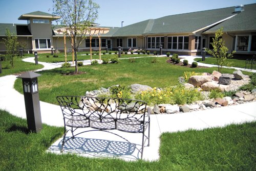 New Assisted Living Unit Offers Alzheimer 39 S Care Local