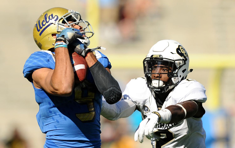 Alex Redmond leaves UCLA football team