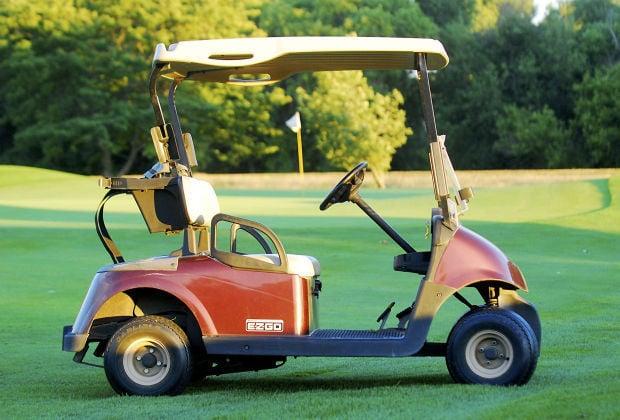 Golf Cart Plan Gets Rolling