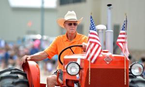 Platte Center celebrates Fourth with parade