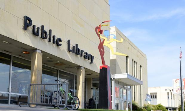 City presents plan to pay for library, public safety projects