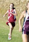 Discoverer girls finish second at home invitational