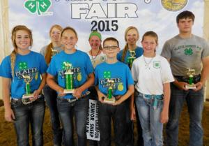 Platte County Fair winners