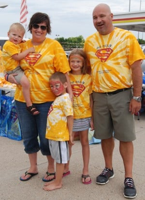 Young cancer patient inspires Sammy's Superheroes