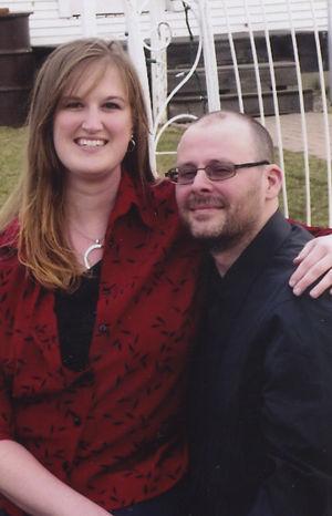 Sara Vernia and  Aaron Dupree