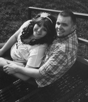 Mr. and Mrs. Derek Darr