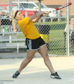 Pictures from the V-S Alumni Softball game held on Saturday, August 2.