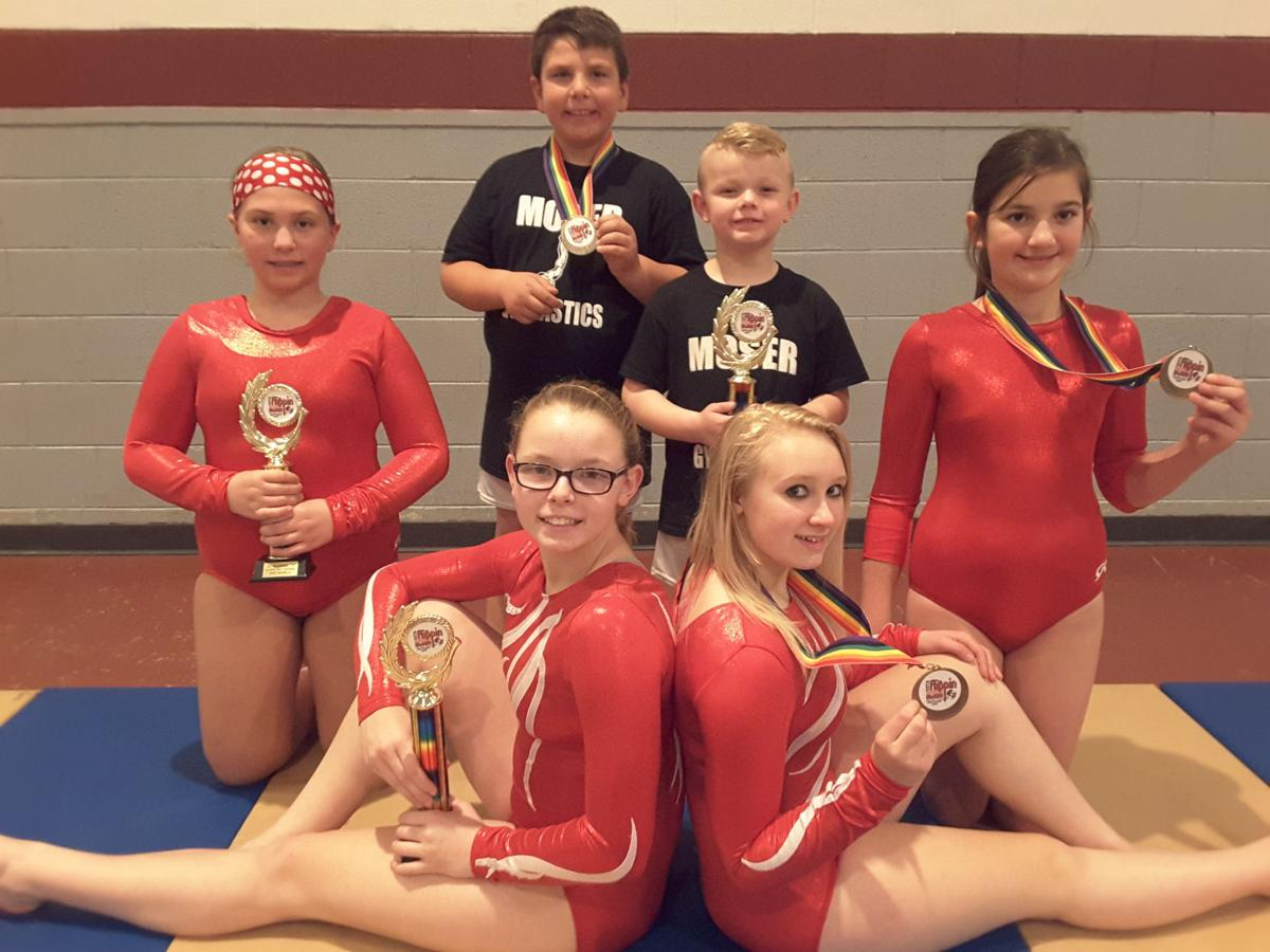 Usta Rock Island Tumbling Meet