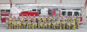 <p>Waverly could potentially host the annual Iowa Firefighters Association Convention between Sept. 7 and 11 in 2016, which would bring 3,000 to 4,000 firemen to the city.</p>