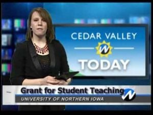Cedar Valley Today Web Update: 1-22-14