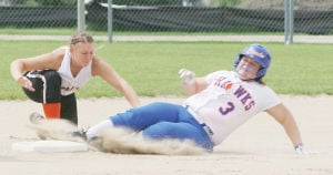 <p>Allison Gibbs of Jesup was selected to the Class 2A all-state softball squad.</p>