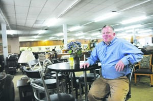 <p>Jerry Keller says he has a couple of offers on the table to sell his furniture store building. The timing is good, as he is set to retire soon.</p>