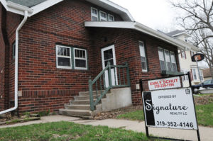 <p>This four-bedroom home at 315 Third St. SW awaits new owners. Real estate agents will be interviewed by Maxfield Research to determine the town's housing needs.</p>