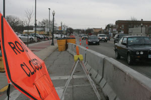 <p>The 4th Street NW reconstruction project will last around 65 days. For at least two weeks, it will be causing traffic delays on the corner of 4th Street NW and Bremer Avenue.</p>
