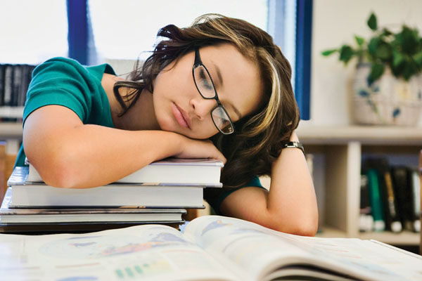 Students Probably Do Less Homework Than You Think  Study Says     Science News for Students Table