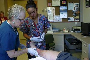Sharp Coronado Hospital Nurse Jan Cass