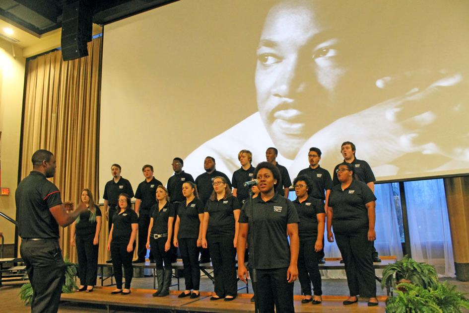 Navarro College hosts fourth annual Martin Luther King Jr. breakfast