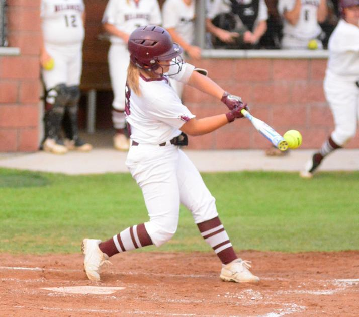 GC Softball: Mildred heads to playoffs after 9-3 loss to Grandview