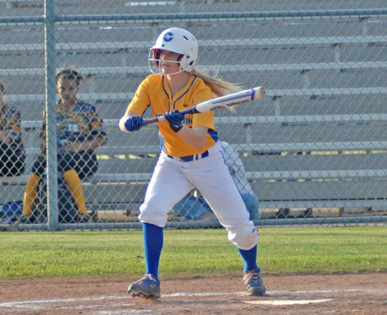 GC Softball: Lady Tigers belt two homers, clobber Ennis 11-4