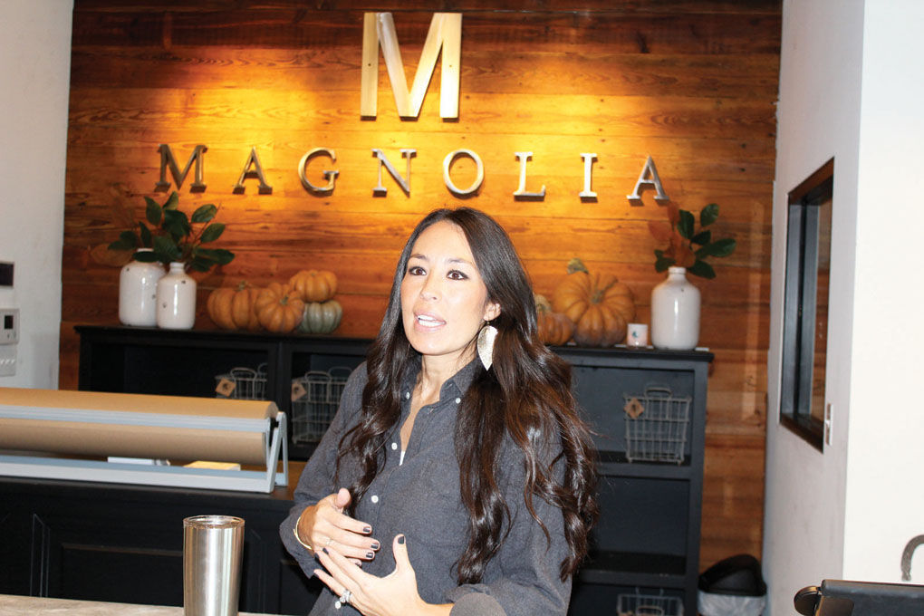 Magnolia Market Newest Project For Busy Tv Couple News