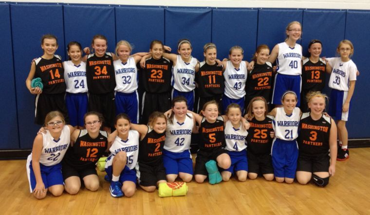 5th Grade Girls Basketball 5th Grade Girls Basketball